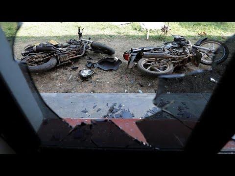 Sri Lanka: Gewalt gegen Muslime - Ladenbesitzer mit Sc ...