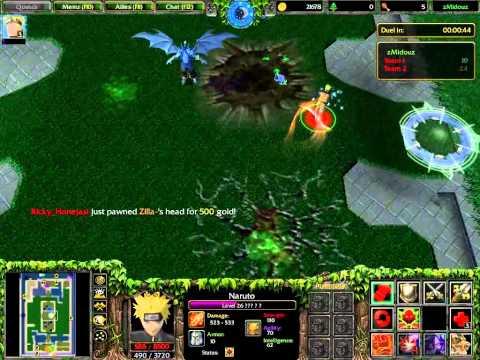 War3 SS Night275 Game 1 Part 1/3 (Map Tong Hop)