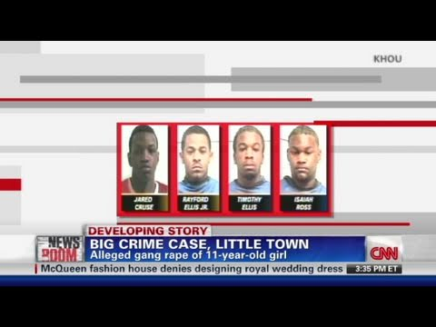 CNN: 11-year-old Girl Allegedly Gang Raped