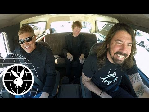 Join Dave Grohl and Pat Smear As They Visit LA  s Holiest David Bowie