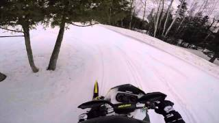 3. 2010 Ski-doo MXZ XRS 800R