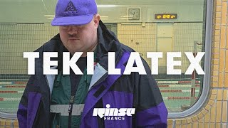 Teki Latex (DJ set) - Rinse France