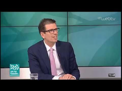 Ο Δημήτρης Καιρίδης στον Σπύρο Χαριτάτο | 01/07/2019 | ΕΡΤ