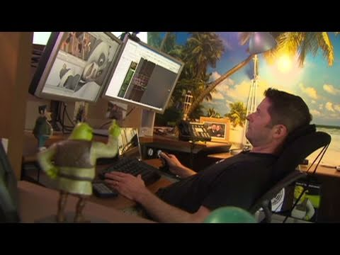 dreamworks - CNN's Cat Deeley takes a look at the creative engine behind one of the largest animation studios, DreamWorks Animation.