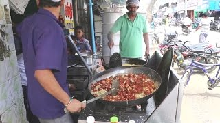 Video Amazing Chicken Fried Rice with Fresh Vegetables for 30 people - Indian street food MP3, 3GP, MP4, WEBM, AVI, FLV Juli 2018
