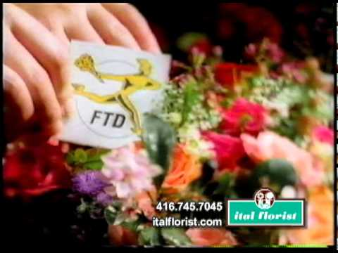 Ital Florist FTD Valentine's Commercial – Archive