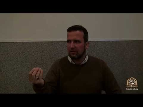 Nur al-Idah 6 | Hanafi Fiqh | Dr. Mahmud Kellner