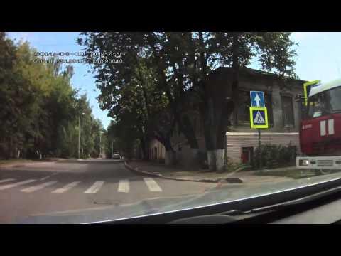 Авария на перекрестке в Иваново