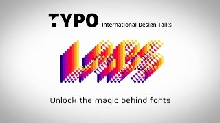 This was TYPO Labs 2016, 10 & 11 May 2016