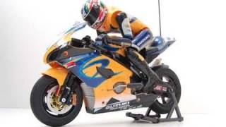 Nikko RC Motorcycle - Suzuki GSXR1000 1/5th Scale - RC Mania