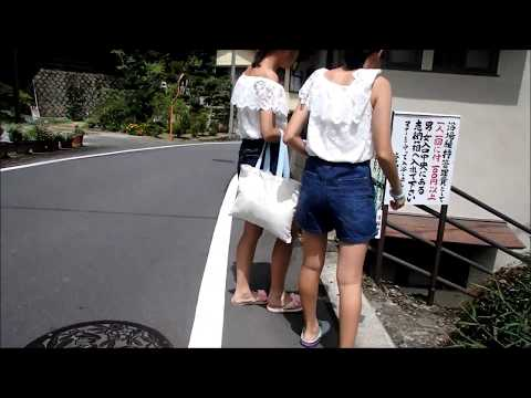 ひなびた温泉世古の大湯へ行こう。静岡県伊豆市湯ヶ島
