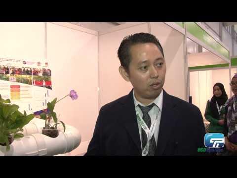 Malaysia University of Pahang - Aquaponics Farming System