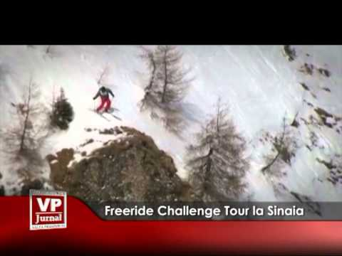 Freeride Challenge Tour la Sinaia