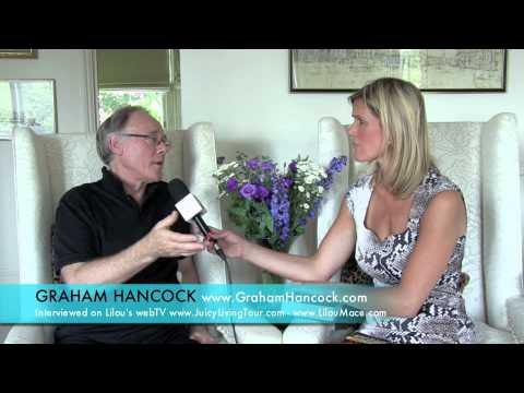Part 2/2 Ancient civilizations, reconnect with spirit & Divine spark within us  – Graham Hancock