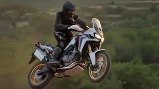 True Adventure: Episodio 6 - Africa Twin 2016 - Video Novità