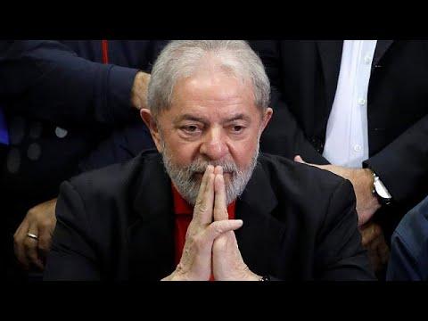 Δεσμεύεται η περιουσία του Λούλα ντα Σίλβα