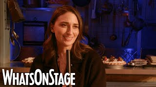 Sara Bareilles and Gavin Creel in Waitress in the West End | Interview