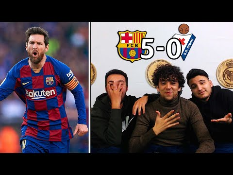 MESSI SCORES 4 & IS READY FOR UCL AND EL CLASICO!! | REACTION - REACCIONES