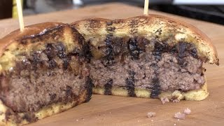 Baltazar Tenderloin Cheddar Cheeseburger Recipe! by Ballistic BBQ