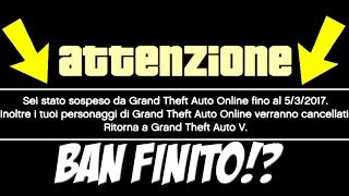 ▶ModdingStore: http://bit.ly/2cwltQmLA ROCKSTAR HA SMESSO DI BANNARE!? (GTA 5)Iscriviti e LASCIA un LIKE per SUPPORTARMI! ▶ISCRIVITI: http://bit.ly/24JOXMA▶ModdingStore: http://bit.ly/2cwltQm▶Pagina Facebook: http://on.fb.me/1KSs1nYLA ROCKSTAR HA SMESSO DI BANNARE!? (GTA 5)