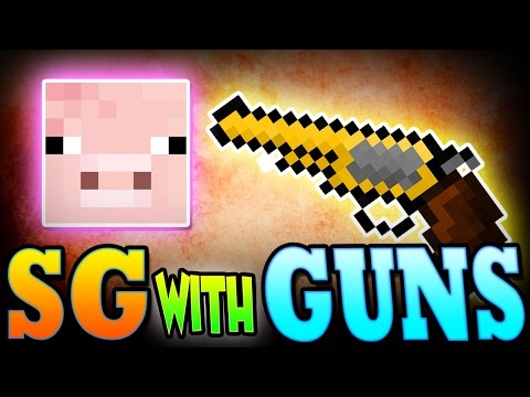 be - BE THE OINKINATOR! - Minecraft Survival Games with Guns Play SG with Guns▻IP: hub.mineswine.com TrueMU becomes... THE OINKINATOR! He uses his Pig Launcher to blast the other tributes ...