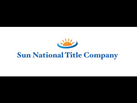 Ft Lauderdale Title Company: Sun National Title Company