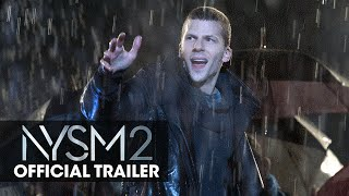 Now you See Me 2 (2016) Official Trailer -