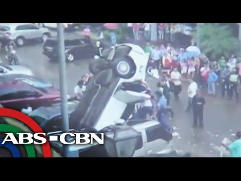 Driver in Greenhills car accident to face raps