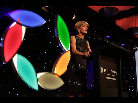 2016 Ethnic Business Awards Guest of Honour Speech The Hon Julie Bishop MP