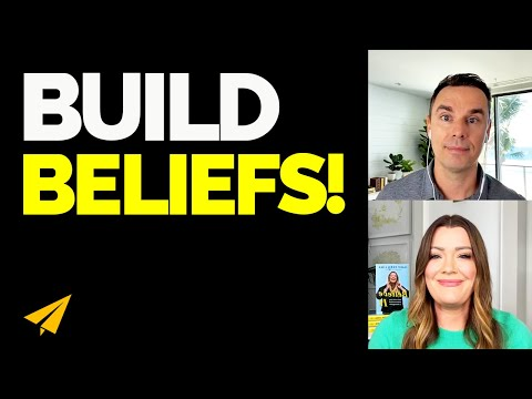Strategies That Help BUILD In Those BELIEFS! - Brendon Burchard & Jamie Kern Lima  Live Motivation