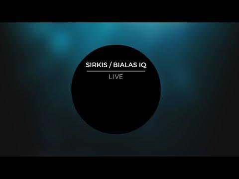 Sirkis/Bialas IQ - Vortex (by Sylwia Bialas) - live in Bath