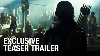 """Our Leader the Mockingjay"" – Official Teaser Trailer - YouTube"