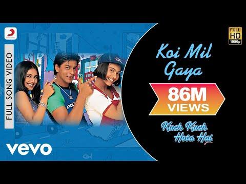 Video Koi Mil Gaya - Kuch Kuch Hota Hai  Shahrukh   Kajol   Rani download in MP3, 3GP, MP4, WEBM, AVI, FLV January 2017