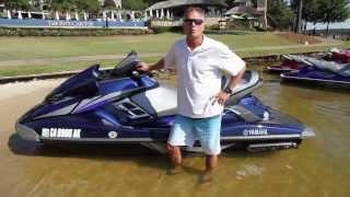 8. 2014 Yamaha FX Cruiser SVHO
