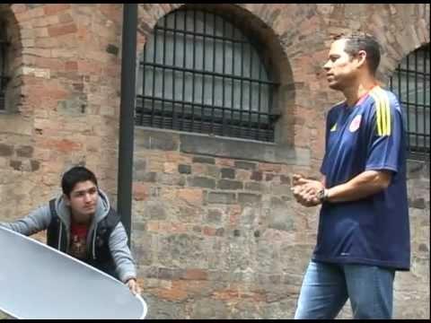 Córdoba y Falcao son los embajadores de Colombia ante el mundo el Mundial-20