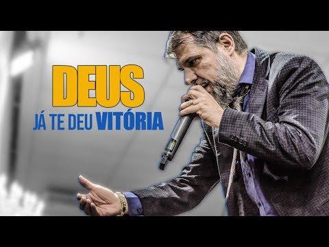 Apostolo Rodrigo Salgado - Deus já te deu vitória
