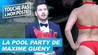 Video La pool party de Maxime Guény avec ses prétendantes ! MP3, 3GP, MP4, WEBM, AVI, FLV Agustus 2017