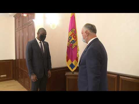 President of Moldova to meet US Ambassador