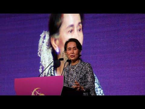 Μιανμάρ: Χάνει τις διακρίσεις της η Αούνγκ Σαν Σου Κι