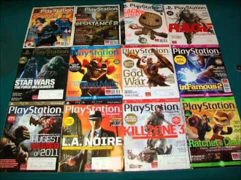 PSM Official PlayStation Magazines For Sale Ebay PS2 PS3