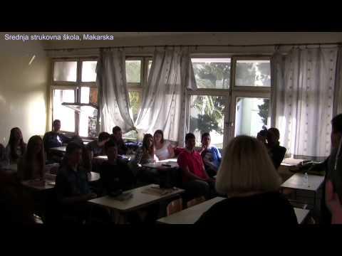 26.3.2015. - Ministar Vedran Mornar obilazi zgradu škole