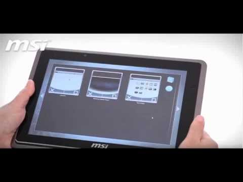 MSI - Windpad Enjoy 7 Android Tablette PC