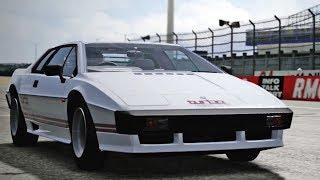 Forza Motorsport 4 - Lotus Esprit Turbo 1980 - Test Drive Gameplay (HD) [1080p60FPS]