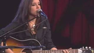 Anna Nalick  Wreck Of The Day Acoustic