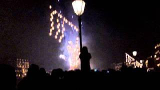 Luminara Pisa 2011 Fuochi D'artificio