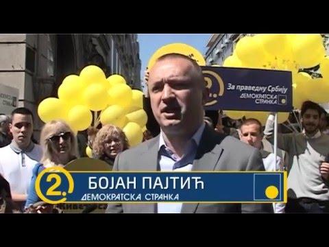Грађани да изађу на изборе и гласају против оних који су Србију бацили у блато примитивизма