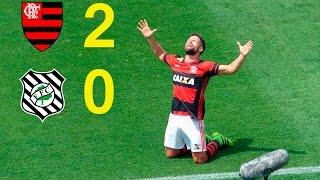 Resenha de FLAMENGO 2 X 0 Figueirense pelo segundo turno do Campeonato Brasileiro 2016... #SRN