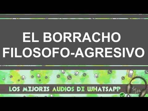 Videos graciosos - EL BORRACHO FILOSOFOAGRESIVO