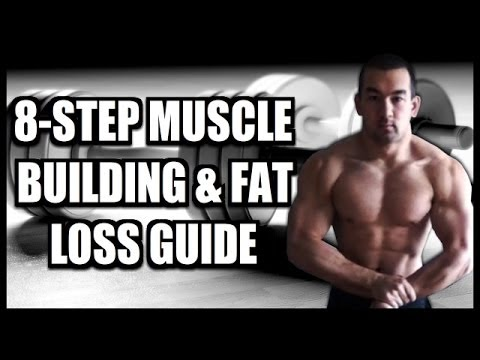 How To Build Muscle And Lose Fat Fast (8-Step Quick-Start Guide)