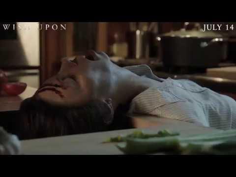 Wish Upon (TV Spot 'Blood Price')